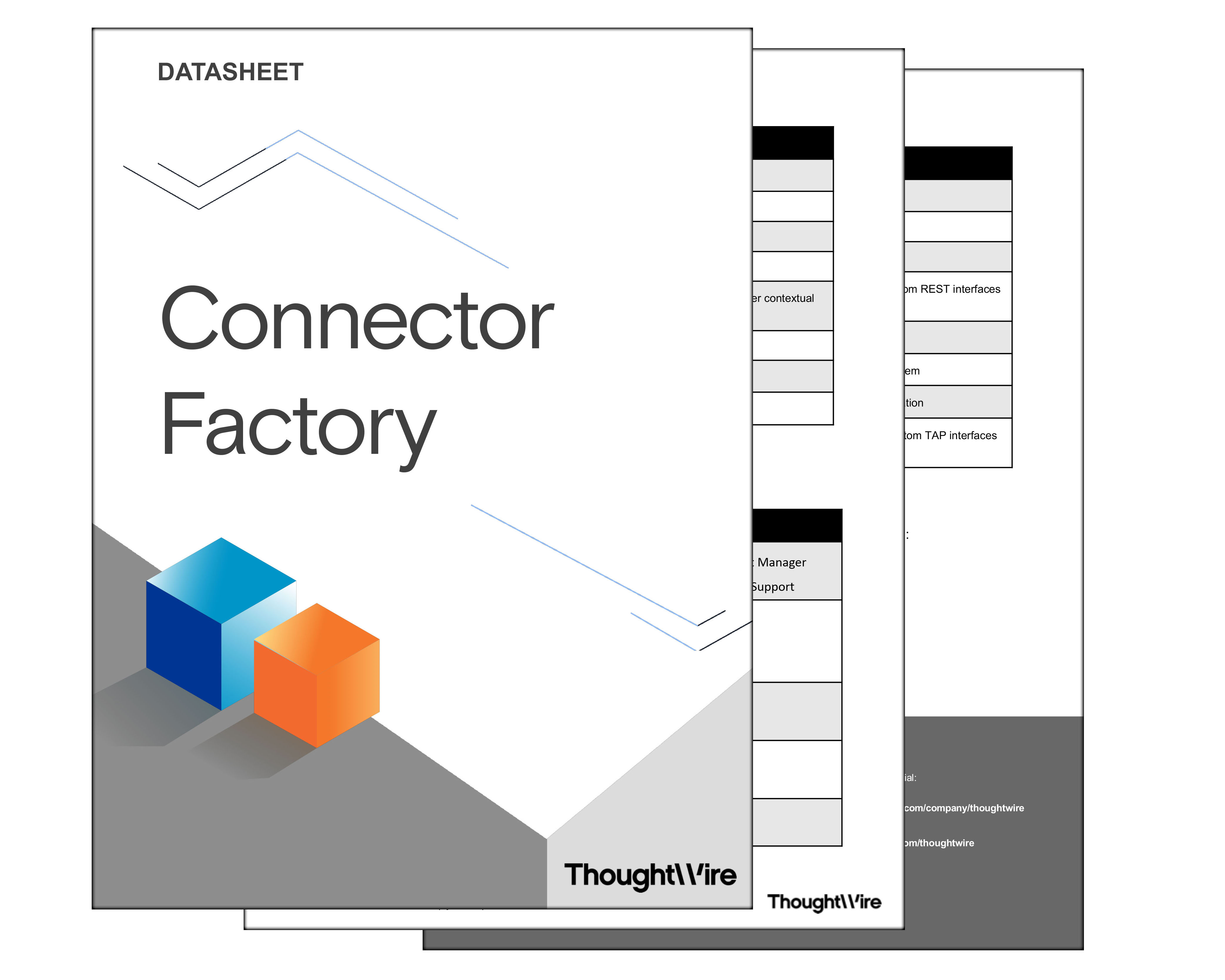 Connector factory